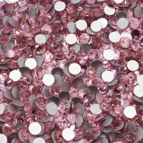 Стразы стекло, ss5 Св. Розовый 50 шт.