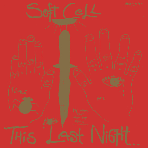 Soft Cell ‎/ This Last Night… In Sodom (LP)