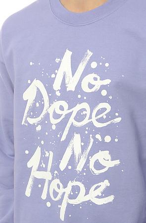 Свитшот Dope фиолетовый фото 2