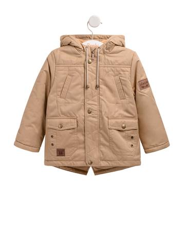 КТ172 Куртка (парка) для мальчика