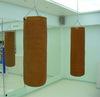 Боксёрский мешок D30, H85, W30-35, натуральная кожа.