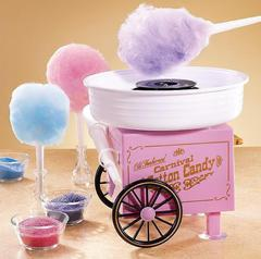 Аппарат для сахарной ваты Cotton Candy Maker