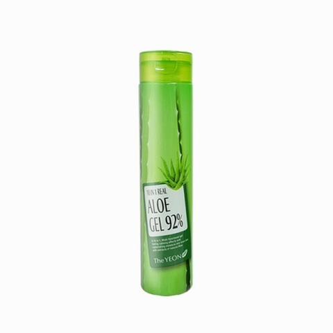 Гель крем TheYEON Real Aloe Multi Gel 92% 300ml