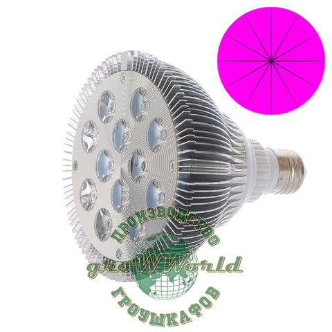LED светильник Fito 36w Full Spectrum Е27