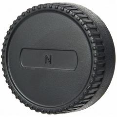 Задняя крышка JJC LR2 для объектива Nikon + крышка для байонета