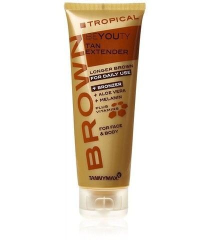 Крем Tannymax Brown Tropical Beyouty Tan Extender 125 мл