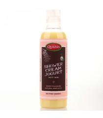 Йогурт для душа BUENOS DIAS с экстрактом банана, для сухой и чувствительной кожи, 200ml ТМ Quizas