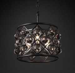 Spencer Hoop Chandelier 12