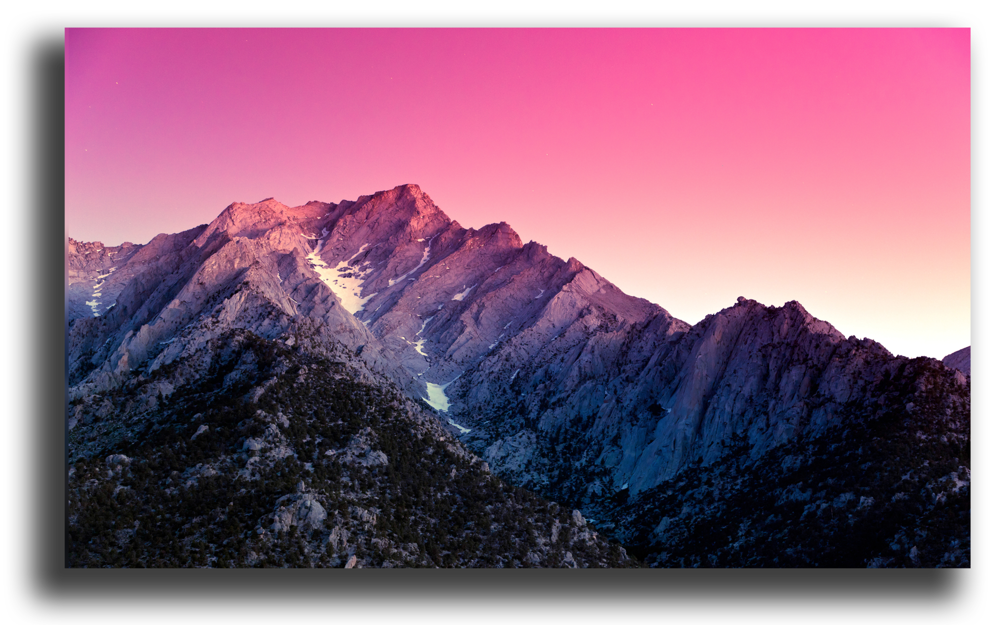 "Постеры Постер ""Утро над горами"" п73.png"