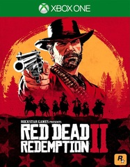 Microsoft Xbox One Red Dead Redemption 2 (русские субтитры)