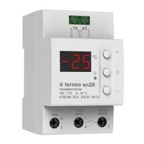 Термостат termeo sn30 с датчиком