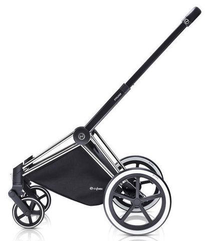 Прогулочная коляска Cybex Priam III Rebellious