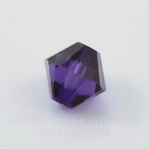 5328 Бусина - биконус Сваровски Purple Velvet 3 мм, 10 штук (large_import_files_bb_bb58b40c875011e3bb78001e676f3543_00e718490b964b818c543c67600bb404)