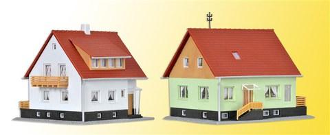 Kibri 37040 Два жилых дома, N
