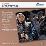 Antonio Pappano / Verdi: Il Trovatore (2CD)