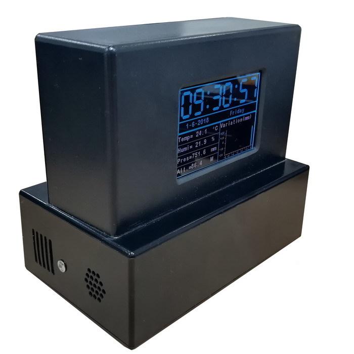 AirCheck (анализатор загрязнения воздуха)