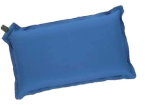 Подушка BTrace самонадувающаяся Elastic 50x30x8,5 см, Синий