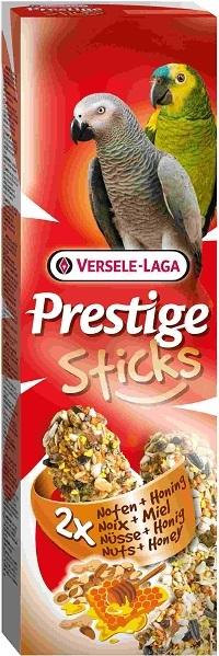 Кормление и лакомства Лакомство для крупных попугаев, Versele-Laga Prestige, с орехами и медом 422315.jpg