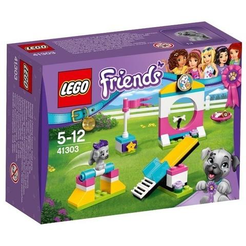 LEGO Friends: Выставка щенков: Салон красоты 41303 — Puppy Playground