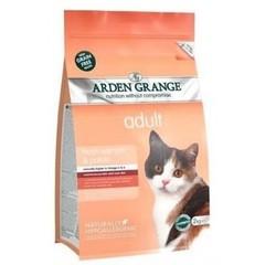 ARDEN GRANGE ADULT CAT FRESH SALMON & POTATO 8 кг