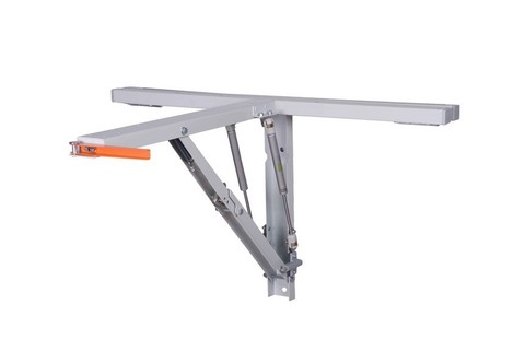 Откидной стол для балкона 600х400 Столешница ЛДСП толщиной 26 мм