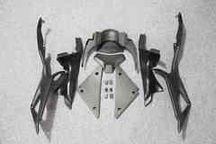 Комплект пластика для мотоцикла Ducati 848 1098 1198  Белый
