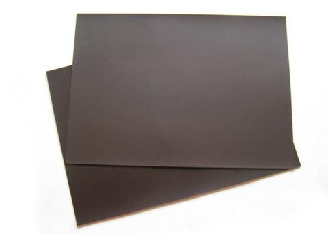 Магнитный лист без клея толщиной 0.9 мм размер А4