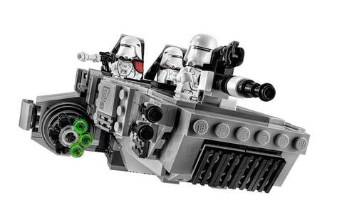 LEGO Star Wars: Снежный спидер Первого Ордена 75100