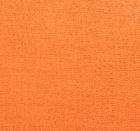 Простыня на резинке 180x200 Сaleffi Tinta Unito с бордюром оранжевая