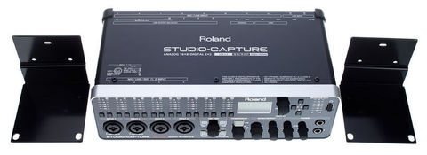 Roland UA-1610 Studio-Capture – звуковой USB-интерфейс