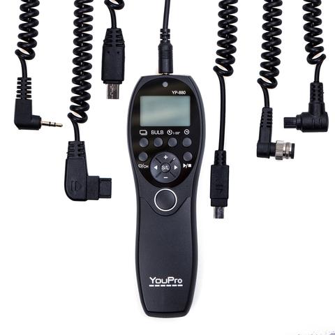 Пульт управления YouPro YP-880DC2 для Nikon