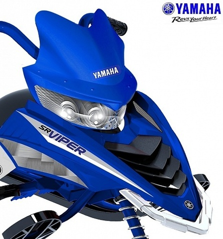 Снегокат New 2019! YAMAHA VIPER SNOW BIKE.