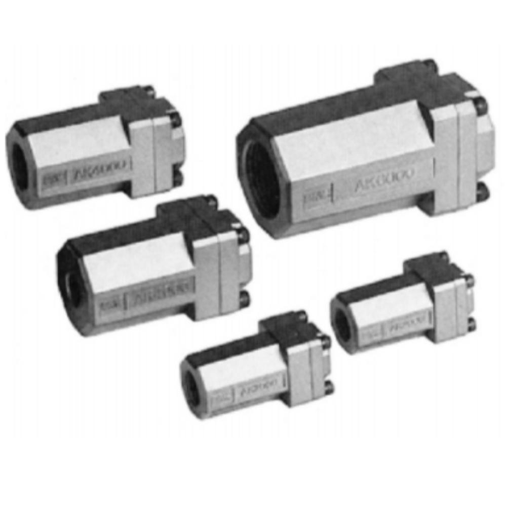 EAK2000-F01  Обратный клапан, G1/8