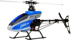 Радиоуправляемый вертолет E-sky DTS550 RTF - 003735
