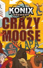 Пиво Konix Brewery APA Crazy Moose