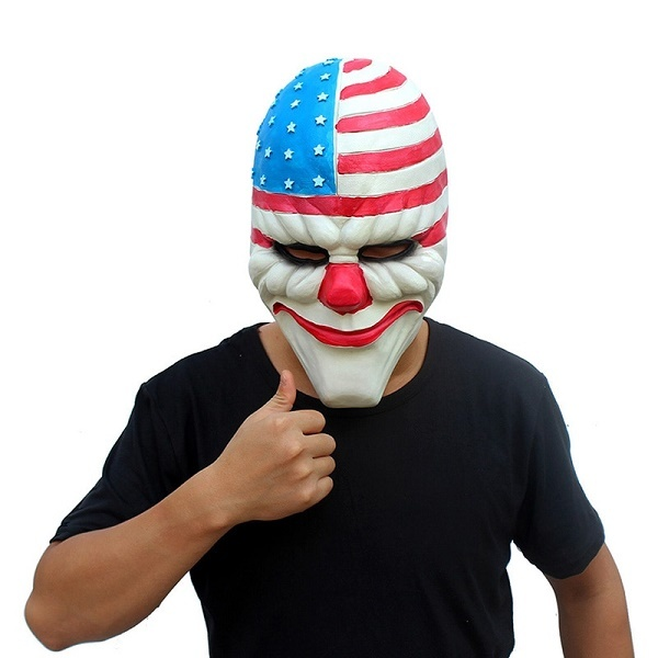 Пейдей 2 маска Далласа