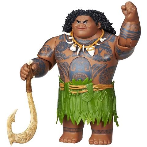 Дисней Моана Говорящий Мауи 26 см
