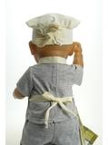 Повар - На кукле. Одежда для кукол, пупсов и мягких игрушек.
