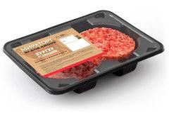 Котлеты для бургеров из говядины, 200г
