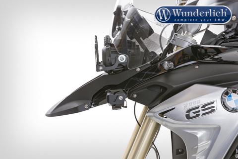 Комплект доп.света на дуги ATON BMW F700/800GS черный