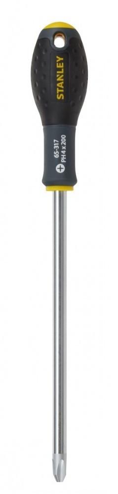 Отвертка PH4  200 мм FatMax Stanley 1-65-317