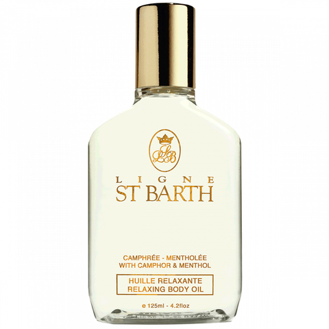 St Barth Релакс-масло Камфора и Ментол Relaxing Body Oil With Camphor And Menthol