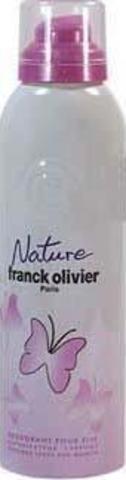 Franck Olivier Nature Deodorant spray