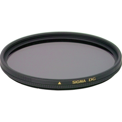 Поляризационный фильтр Sigma DG Wide Circular PL на 86mm