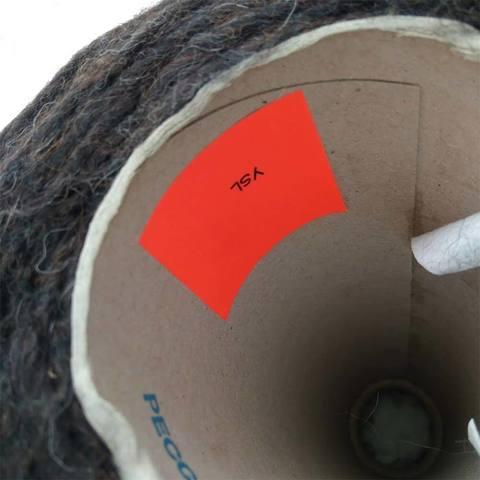 Смесовка с альпакой Pecci Filati Bellone melang 120 темно-коричневый