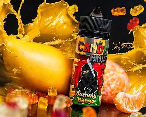 CANDY NINJA - Gummy Mango 120мл