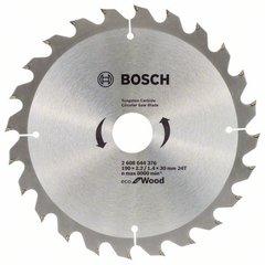 Пильный диск Eco for wood 190x20/16x1,4 мм
