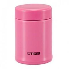 Термокружка для еды и напитков Tiger MCA-025 Berry Pink