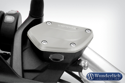 Крышки бачка тормозной жидкости и жидкости сцепления BMW серебро