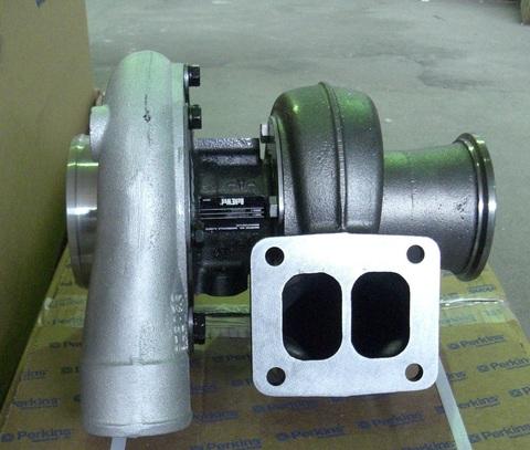 Турбокомпрессор / EXCH TURBO АРТ: 10000-60084